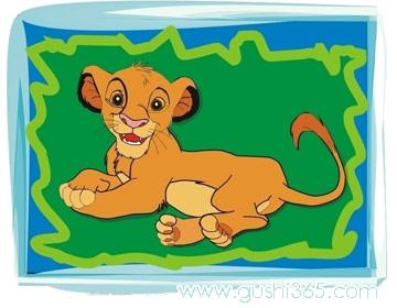 小狮子爱尔莎