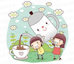 藏在茶壶里的秘密
