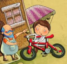 瘋狂的自行車