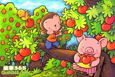 奶糖杏仁儿房|一个很有爱心的故事