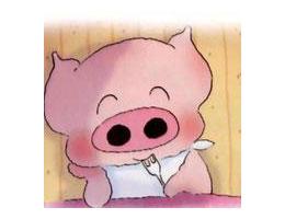 胖小猪卖冰淇淋