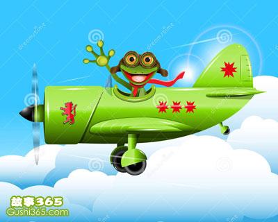青蛙飞行员