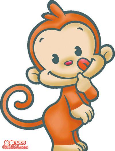 淘气的小猴