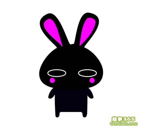 小黑兔的美容梦