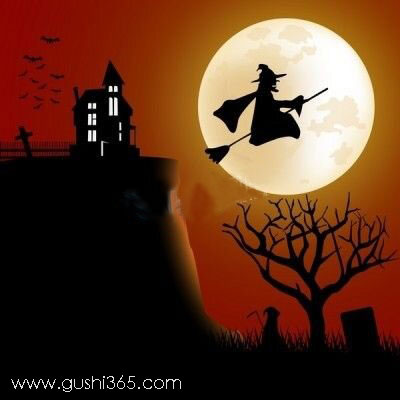 月亮巫婆的剪纸店