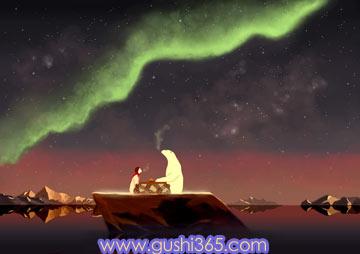 北极熊的星光