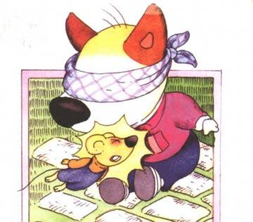 聪明鼠和笨笨狗