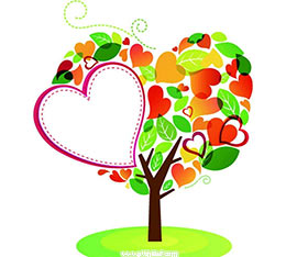 种一棵爱心树