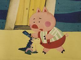 小猪噜噜的朋友