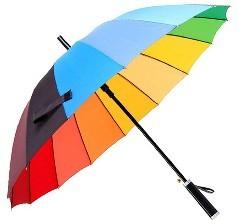 香喷喷的花伞