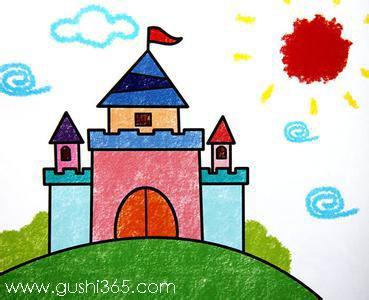 撿到一座城堡