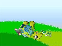 送大乌龟回家