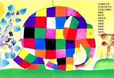 花格子大象艾玛