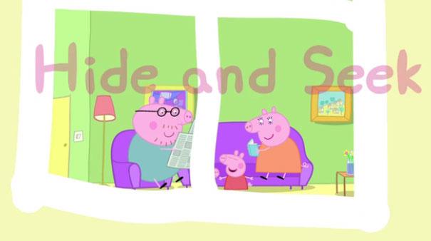 小猪佩奇第1季 捉迷藏