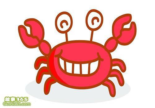 紅螃蟹(吐絲娃娃)