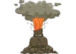 爱喷火的小火山