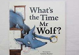 老狼,老狼,几点了?