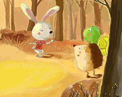 兔子的友谊