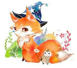 小狐貍點點