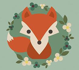 小狐狸咕噜咕噜