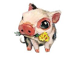 小花猪有办法