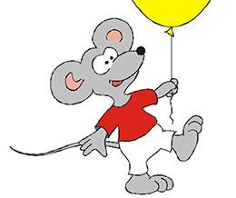 小老鼠啊呜啊呜