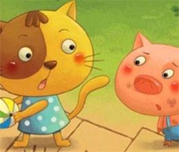 小猪猪请客