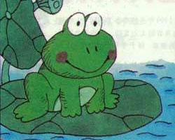 向往大海的小青蛙