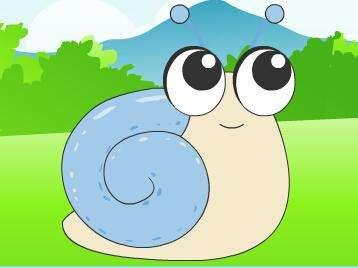 小蜗牛的微笑