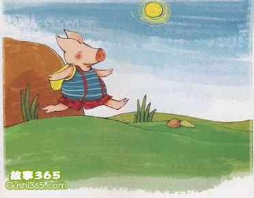 小豬哼哼要離開農場小學