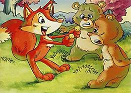 狐狸想交友