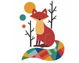 自大的狐狸