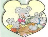 鼠宝宝学外语