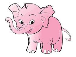 小象的大耳朵
