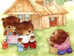 小熊家漆房子