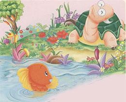 不懂礼貌的小鱼玛莎