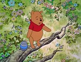 流浪熊阿不冬和大树