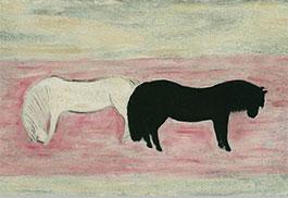 白马和黑马