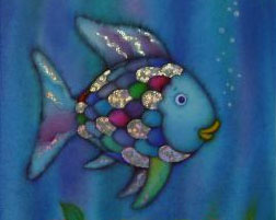 我是彩虹魚