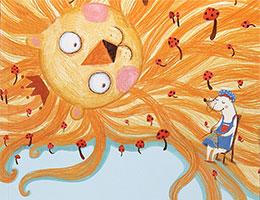 长头发狮子的故事