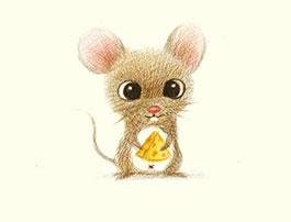 一只有故事的老鼠