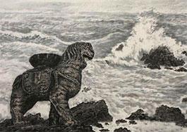 沧州铁狮子的传说