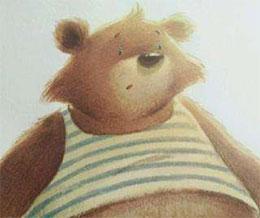 霸道的大熊