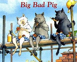 三只小狼与大坏猪