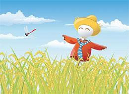 稻草人的甜甜的梦
