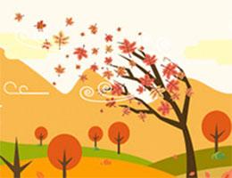 風中的樹葉