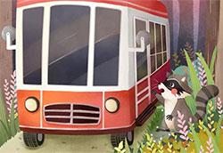開往隨意之地的電車