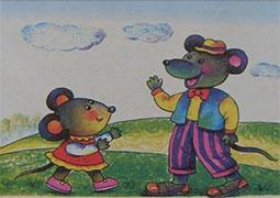 高老鼠和矮老鼠