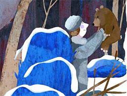 格里什卡救了只熊
