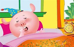 改正錯誤的胖豬娃